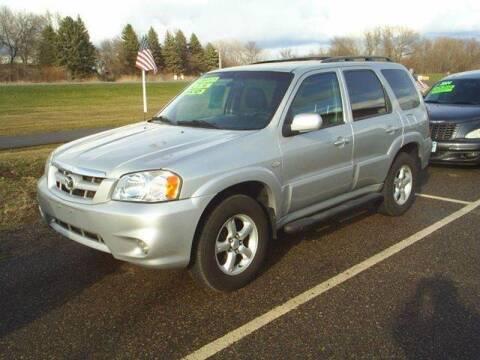 2006 Mazda Tribute for sale at Dales Auto Sales in Hutchinson MN