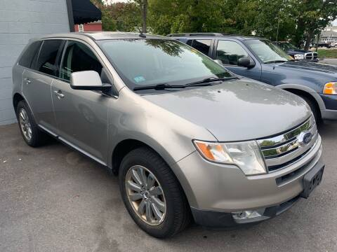 2008 Ford Edge for sale at QUINN'S AUTOMOTIVE in Leominster MA