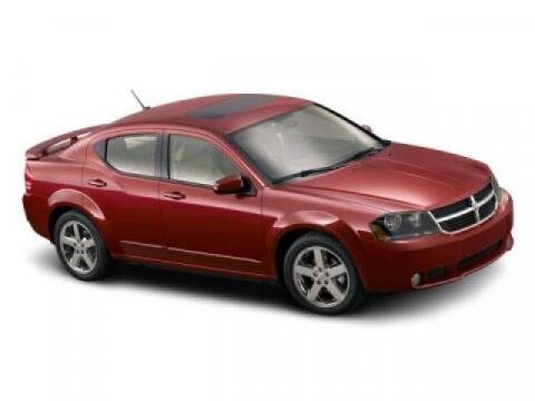 2008 Dodge Avenger for sale at The Back Lot in Lebanon PA