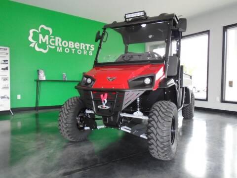 2021 American Landmaster L7-XL Pro Trail 4x4 for sale at McRobertsMotors.com in Warrenton MO