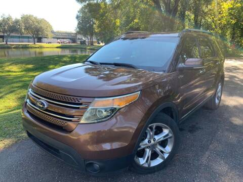 2011 Ford Explorer for sale at Powerhouse Automotive in Tampa FL