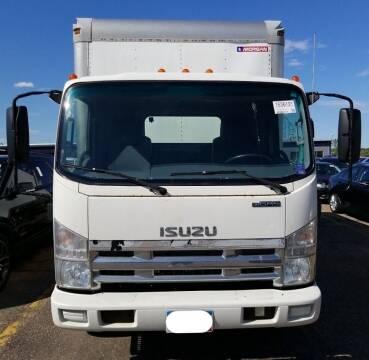 2015 Isuzu NPR HD (GAS) for sale at Nationwide Box Truck Sales / Nationwide Autos in New Lenox IL