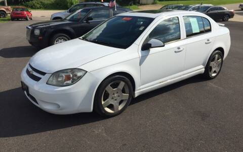 2010 Chevrolet Cobalt for sale at NJ Quality Auto Sales LLC in Richmond IL