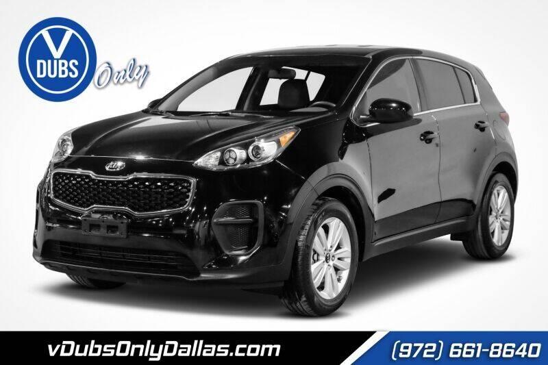 2017 Kia Sportage for sale in Dallas, TX