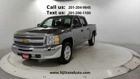 2013 Chevrolet Silverado 1500 for sale at NJ State Auto Used Cars in Jersey City NJ