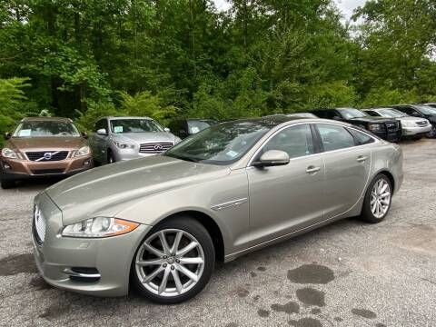 2011 Jaguar XJ for sale at Car Online in Roswell GA
