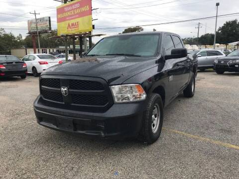 2016 RAM Ram Pickup 1500 for sale at Palmer Auto Sales in Rosenberg TX
