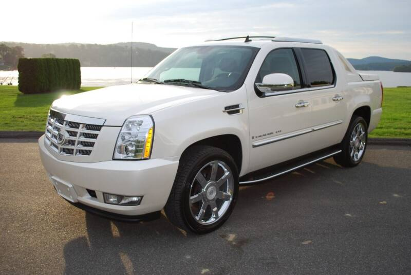 2008 Cadillac Escalade EXT for sale at New Milford Motors in New Milford CT