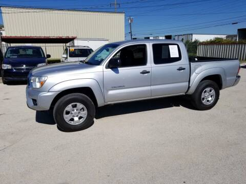 2013 Toyota Tacoma for sale at Key City Motors in Abilene TX