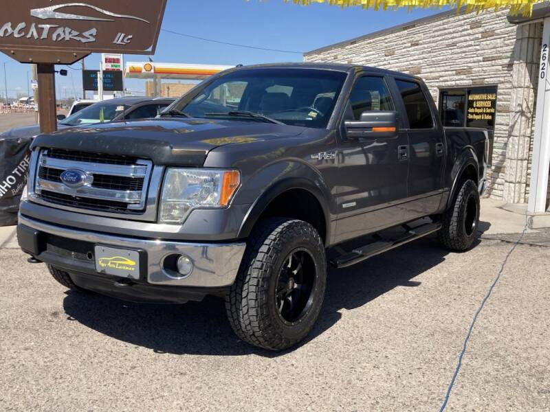 2013 Ford F-150 for sale at Valley Auto Locators in Gering NE