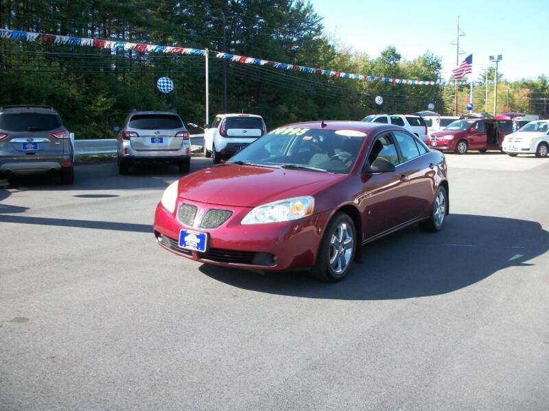 2008 Pontiac G6 for sale at Auto Images Auto Sales LLC in Rochester NH