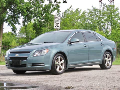 2009 Chevrolet Malibu for sale at Tonys Pre Owned Auto Sales in Kokomo IN