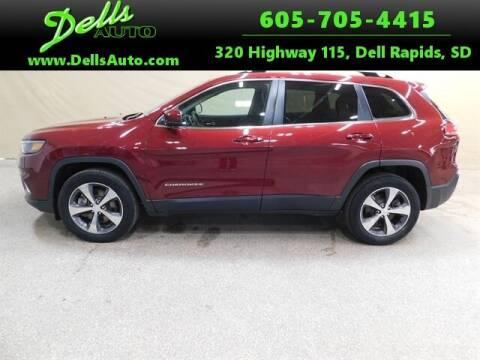 2019 Jeep Cherokee for sale at Dells Auto in Dell Rapids SD
