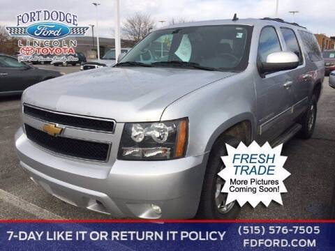 2013 Chevrolet Suburban for sale at Fort Dodge Ford Lincoln Toyota in Fort Dodge IA