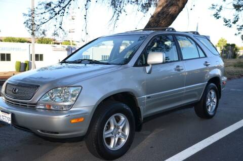 2001 Lexus RX 300 for sale at Brand Motors llc in Belmont CA