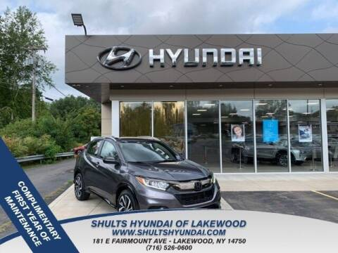 2019 Honda HR-V for sale at Shults Hyundai in Lakewood NY