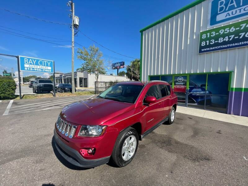 2017 Jeep Compass for sale at Bay City Autosales in Tampa FL