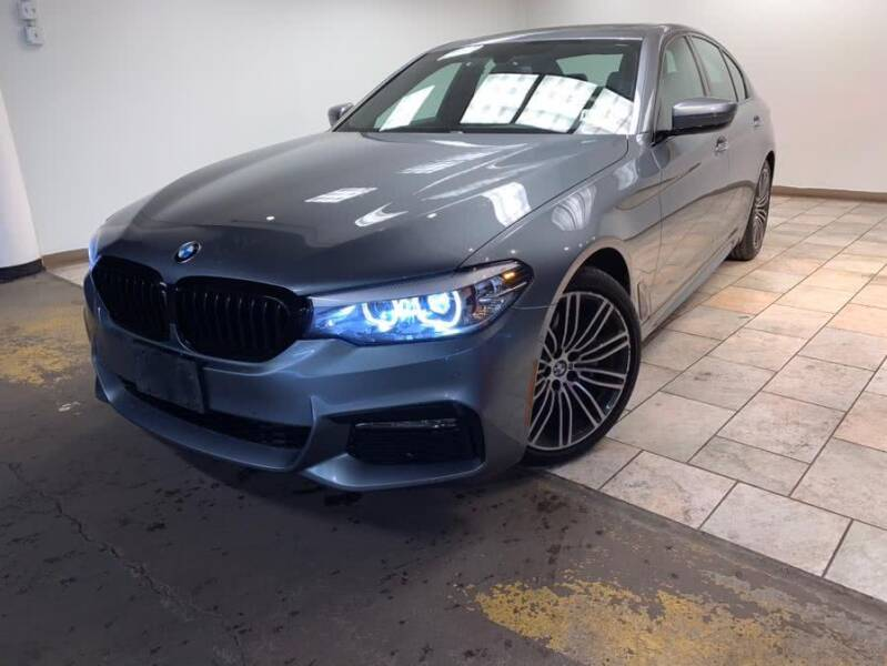2018 BMW 5 Series for sale at EUROPEAN AUTO EXPO in Lodi NJ