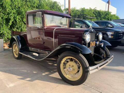 1931 Ford Model A for sale at Best Buy Quality Cars in Bellflower CA