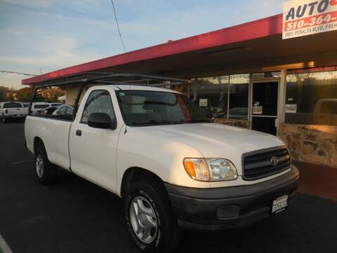 2001 Toyota Tundra for sale at Auto 4 Less in Fremont CA