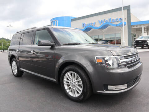 2018 Ford Flex for sale at RUSTY WALLACE HONDA in Knoxville TN