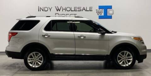 2014 Ford Explorer for sale at Indy Wholesale Direct in Carmel IN