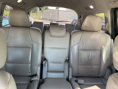 2012 Honda Odyssey for sale at Bobby Lafleur Auto Sales in Lake Charles LA