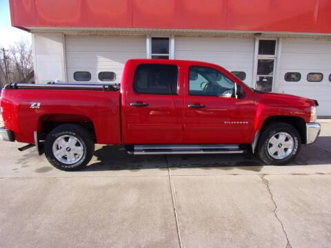 2012 Chevrolet Silverado 1500 for sale at DJ Motor Company in Wisner NE
