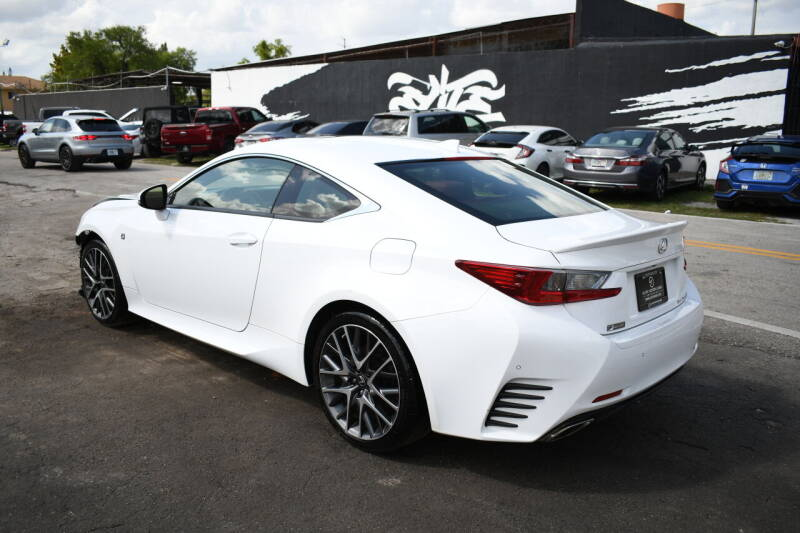 2016 Lexus RC 200t for sale at STS Automotive - Miami, FL in Miami FL
