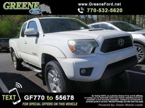 2012 Toyota Tacoma for sale at Nerd Motive, Inc. - NMI in Atlanta GA