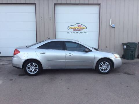 2006 Pontiac G6 for sale at The AutoFinance Center in Rochester MN