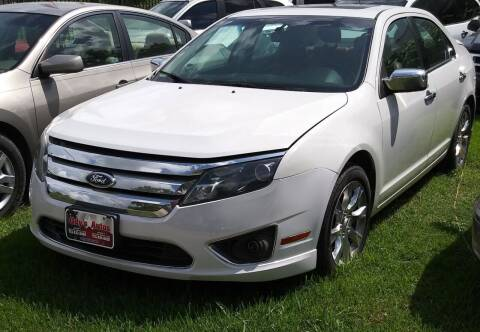 2011 Ford Fusion for sale at Ody's Autos in Houston TX