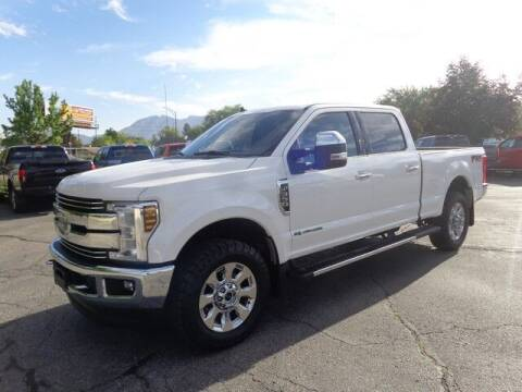 2019 Ford F-350 Super Duty for sale at State Street Truck Stop in Sandy UT