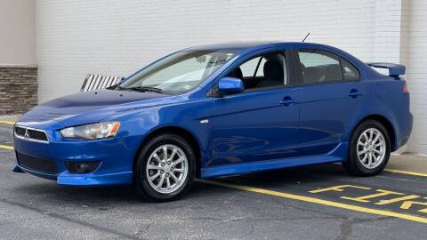 2010 Mitsubishi Lancer for sale at Carland Auto Sales INC. in Portsmouth VA