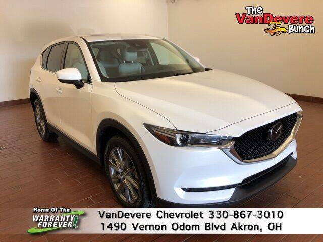 2021 Mazda CX-5 for sale in Akron, OH