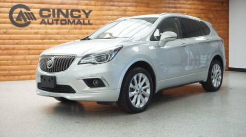 2016 Buick Envision for sale at Dixie Imports in Fairfield OH