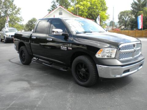 2016 RAM Ram Pickup 1500 for sale at Houser & Son Auto Sales in Blountville TN