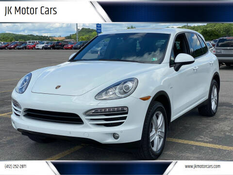 2013 Porsche Cayenne for sale at JK Motor Cars in Pittsburgh PA