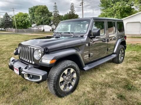 2018 Jeep Wrangler Unlimited for sale at Waconia Auto Detail in Waconia MN