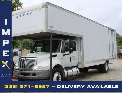 2006 International DuraStar 4300 for sale at Impex Auto Sales in Greensboro NC