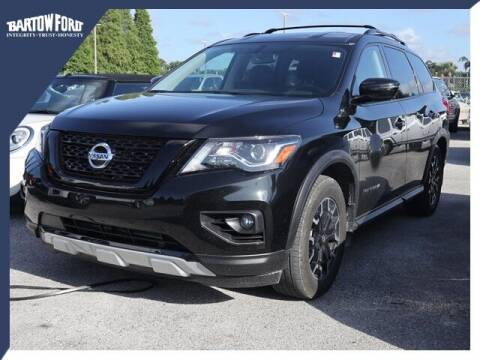 2020 Nissan Pathfinder for sale at BARTOW FORD CO. in Bartow FL