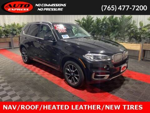 2017 BMW X5 for sale at Auto Express in Lafayette IN