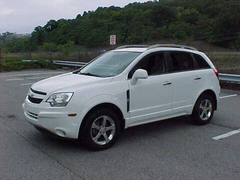 2012 Chevrolet Captiva Sport for sale at North Hills Auto Mall in Pittsburgh PA
