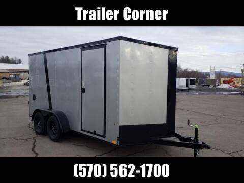 2022 Look Trailers STLC 7X14 - BLK OUT - EXT