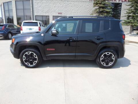 2016 Jeep Renegade for sale at Elite Motors in Fargo ND