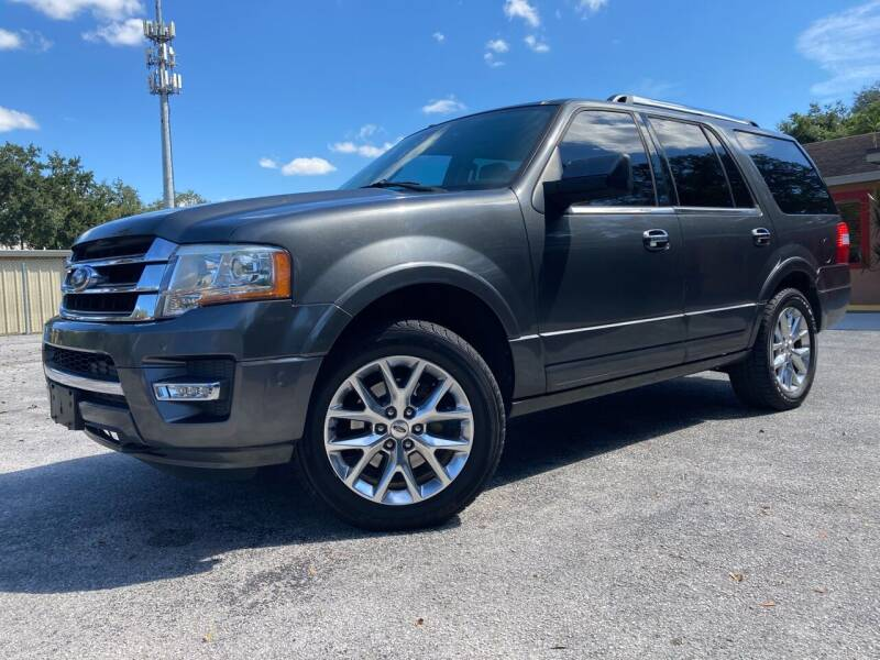 2015 Ford Expedition for sale at Auto Liquidators of Tampa in Tampa FL