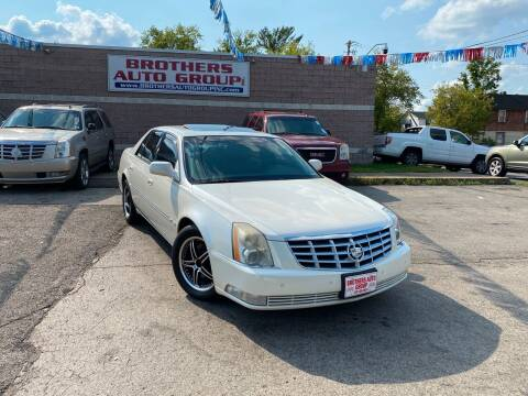 2009 Cadillac DTS for sale at Brothers Auto Group in Youngstown OH