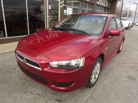 2011 Mitsubishi Lancer for sale at Arko Auto Sales in Eastlake OH