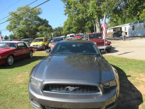 2014 Ford Mustang for sale at Dallas Auto Mart in Dallas GA