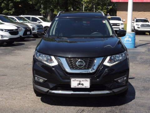 2020 Nissan Rogue for sale at Auto Finance of Raleigh in Raleigh NC